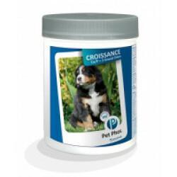 Complément alimentaire Pet-Phos Croissance pour grand chien boîte 100 comprimés
