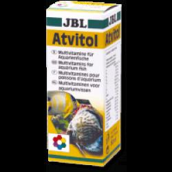 Complément multivitaminé pour poissons JBL Atvitol 50 ml