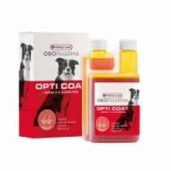 Complément Oropharma Opti Coat soins de la peau pour chien