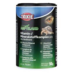 Complexe de vitamines/minéraux pour reptiles Trixie