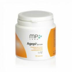 Complément alimentaire Agepi Omega 3 et 6 pour derme et pelage du chien et chat Boîte de 90 capsules