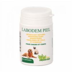 Complément alimentaire Labodem Piel Demeter soin du pelage et ongles pour chien et chat