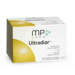 Complément alimentaire Ultradiar soutien de la fonction digestive pour chien et chat MP Labo Boîte de 200 comprimés