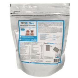 Complément alimentaire VIT'I5 Bleu pour chien et chat senior - Ecorecharge de 600g