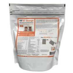 Complément alimentaire VIT'I5 Orange pour chien et chat adulte - Ecorecharge de 600g
