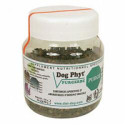 Complément nutritionnel aux plantes pour chiens et chats contre les parasites intestinaux Diet Dog 150 g