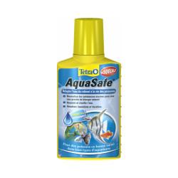 Conditionneur d'eau Aquasafe 100 ml Tetra pour aquarium