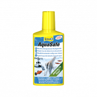 Conditionneur d'eau Tetra Aqua Safe 250 ml pour aquarium