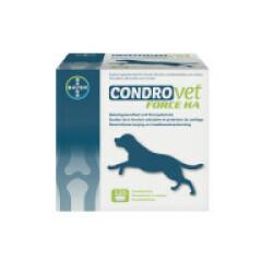 Condrovet complément alimentaire pour chien - 120 COMPRIMES