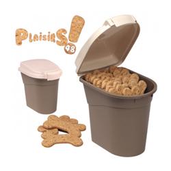 Carton de recharge 48 biscuits pour container