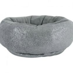 Corbeille grise pour chat Doudou Mademoiselle