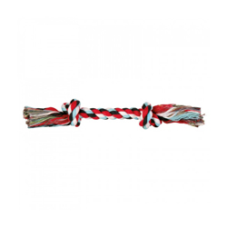 Corde à nœud en coton Denta Fun
