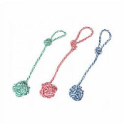 Corde avec balle de noeud