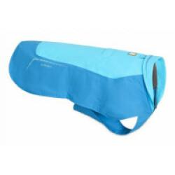 Coupe-vent pour chien Vert™ Ruffwear bleu XXS