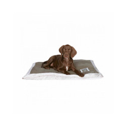 Coussin gris pour chien et chat Best of all Breeds avec motifs Trixie Taille S Longueur 60 cm Largeur 50 cm