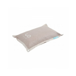Coussin pour chien In and Out déhoussable Zolux - taupe 75cm