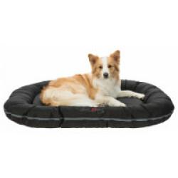 Coussin noir pour chien Samoa Vital 70 × 55 cm