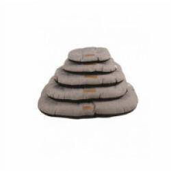 Coussin ovale pour chien Oleron gris clair M-Pets Taille S