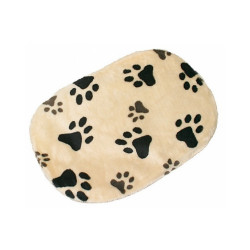 Coussin pour chien à motifs Joey beige Trixie Taille XXS Longueur 44 cm Largeur 31 cm