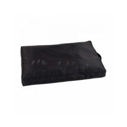 Coussin pour chien Titan noir en Teflon® Flamingo Taille 60 cm x 45 cm x 8 cm