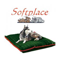Coussin Softplace pour chien & chat S T1 (80 x 50 cm)