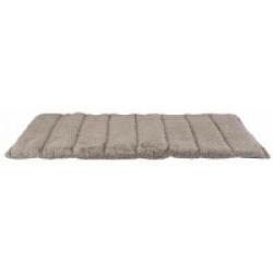 Couverture de voyage grise en peluche pour chien Bendson 100 x 65 cm