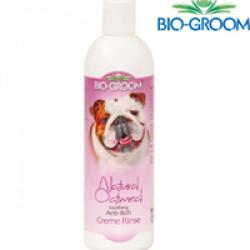 Crème de rinçage apaisante Natural Oatmeal pour chien et chat (DLUO courte) (DLUO courte)