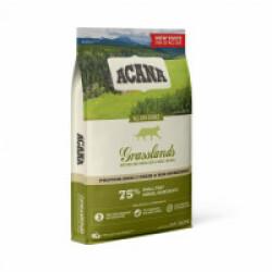Croquettes Acana Grasslands pour chat Sac 4,5 kg Nouvelle Formule