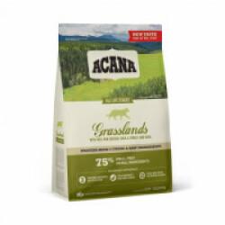 Croquettes Acana Grasslands pour chat Sac 1,8 kg Nouvelle Formule