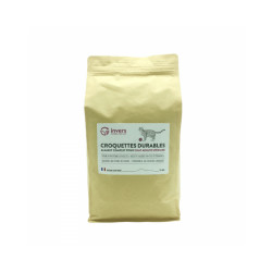 Croquettes aux protéines d'insectes pour chats stérilisés - Sac 1,5 kg