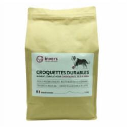 Croquettes aux protéines d'insectes pour chiens de moyenne race (15 kg à 30 kg) - Sac 4 kg