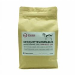 Croquettes aux protéines d'insectes pour chiens de petite race (<15kg) - Sac 1,5 kg