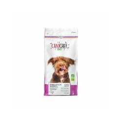 Croquettes Canichef Bio pour chien de moyenne et grande race - Sac de 2kg