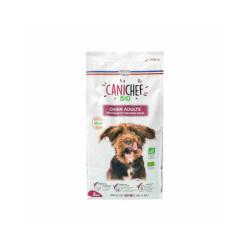 Croquettes Canichef Bio pour chien de moyenne et grande race - Sac de 5kg