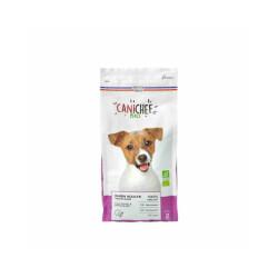 Croquettes Canichef Bio pour chien de petite race - Sac de 2kg