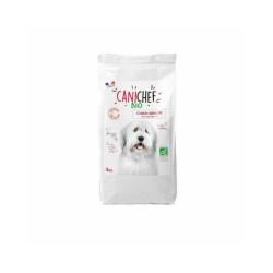 Croquettes Canichef Bio pour chien senior - Sac de 2kg