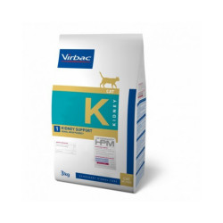 Croquettes chat Virbac Veterinary HPM Cat Kidney