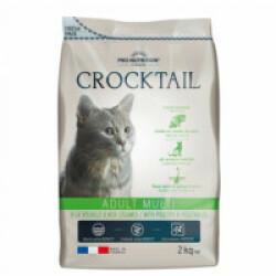 Croquettes Crocktail Adult Multi Flatazor Pro Nutrition légumes et volaille pour chat adulte