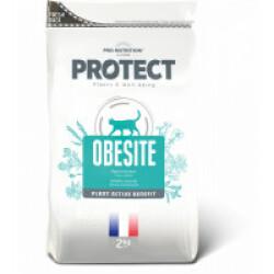 Croquettes diététiques Pro-Nutrition Protect Obésité pour chat en surpoids