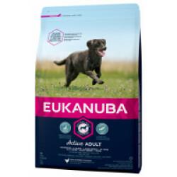 Croquettes Eukanuba Chien Adulte Grandes Races Poulet Sac 3 kg