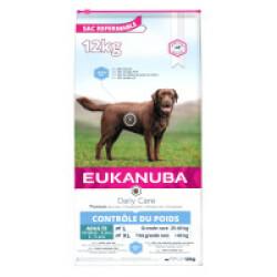 Croquettes Eukanuba DailyCare poulet pour chien Stérilisé de Grande Race