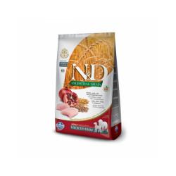 Croquettes Farmina N&D grain free Poulet Grenade pour chien - Sac 12 kg