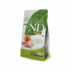 Croquettes Farmina N&D grain free sanglier pomme pour chat - Sac 1,5 kg