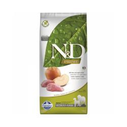 Croquettes Farmina N&D Prime Medium & Maxi sanglier pomme pour chien Sac 12 kg