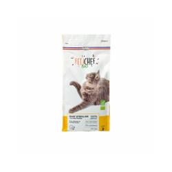 Croquettes Felichef Bio pour chat stérilisé - Sac de 5kg