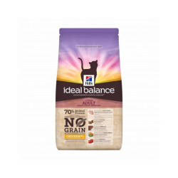 Croquettes Hill's Ideal Balance Feline Adult pour chats sans céréales