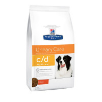 Croquettes Hill's Prescription Diet Canine C/D