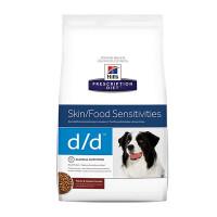 Croquettes Hill's Prescription Diet Canine D/D