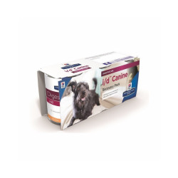 Hill's Prescription Diet Canine I/D Convalescence 12 Boîtes 360 g