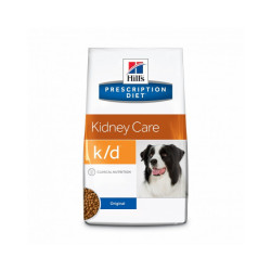 Croquettes Hill's Prescription Diet Canine K/D